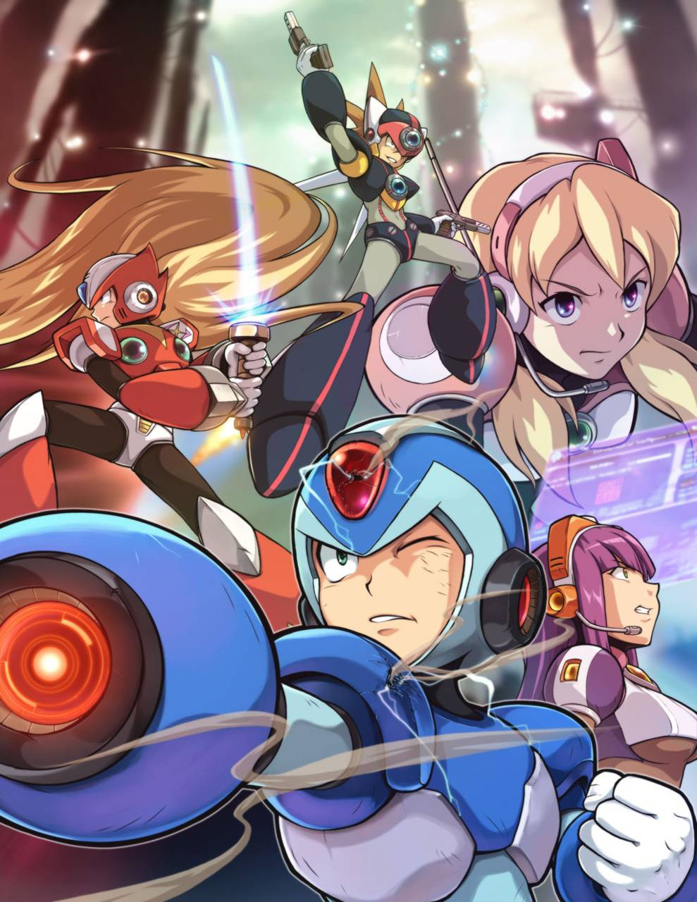 Mega Man X Wallpaper By Gabe98 82 Free On Zedge