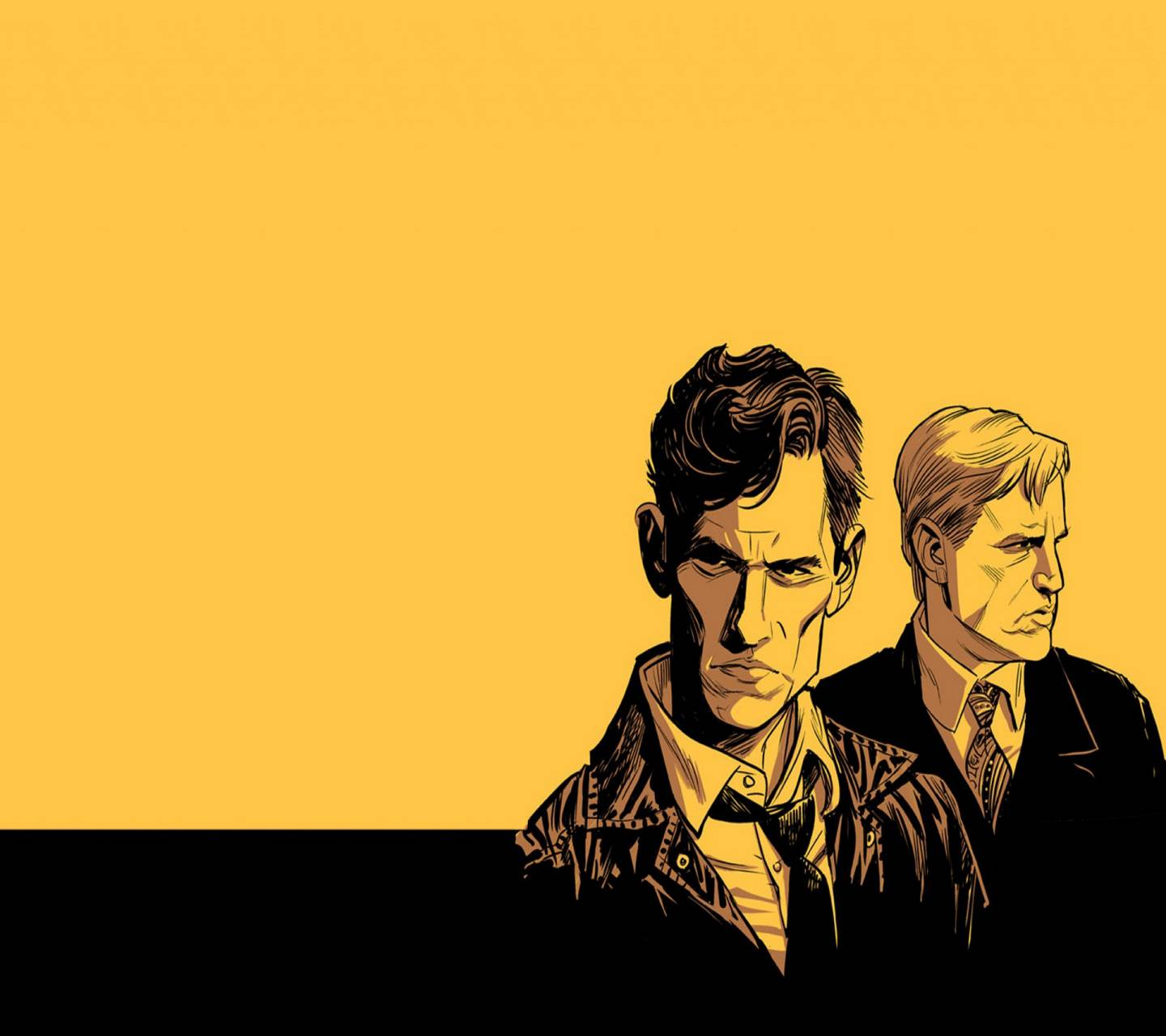 True Detective Wallpaper By Abej666