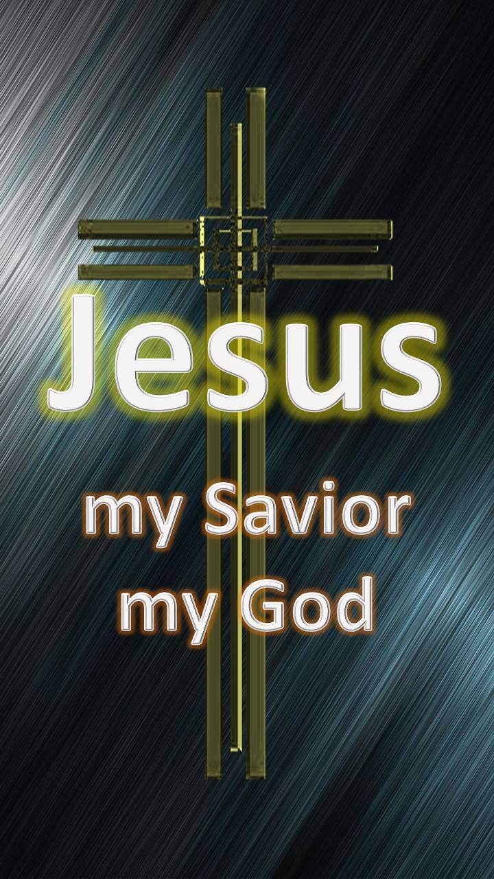 My Saviour my God