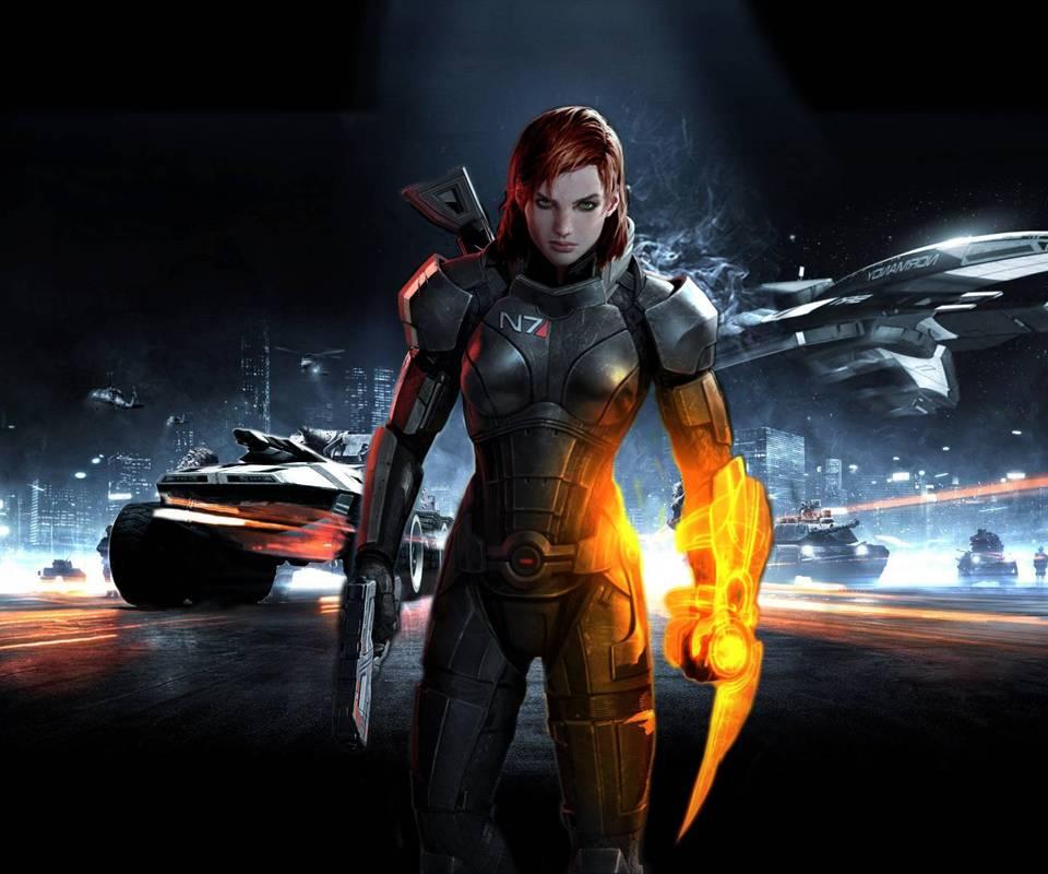 Battlefield Shepard