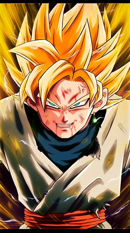 Goku black manga