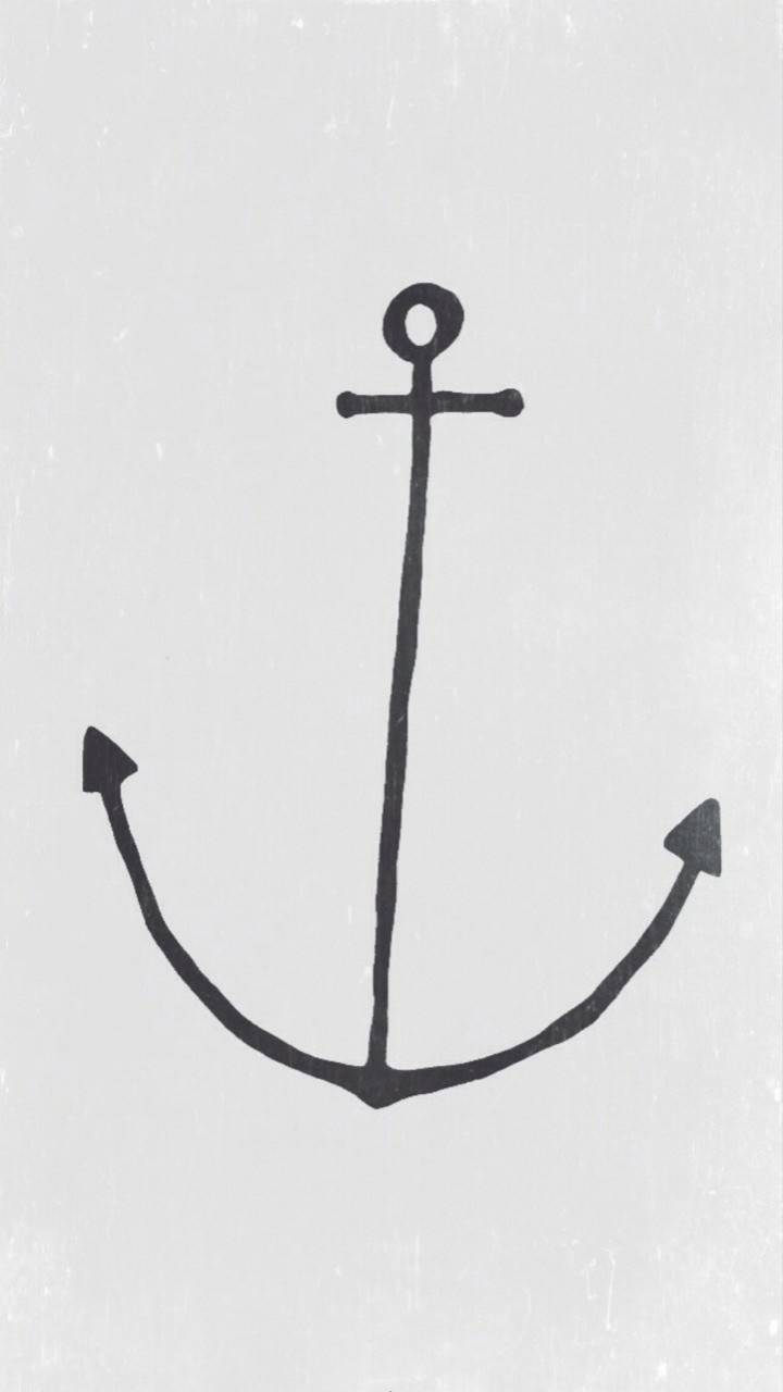 Drawn Anchor