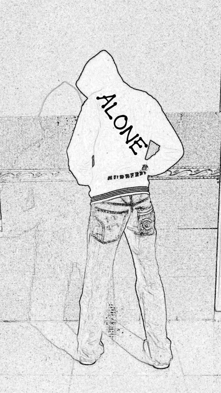 Alone boy wallpaper by stylish boy75 f1 free on zedge
