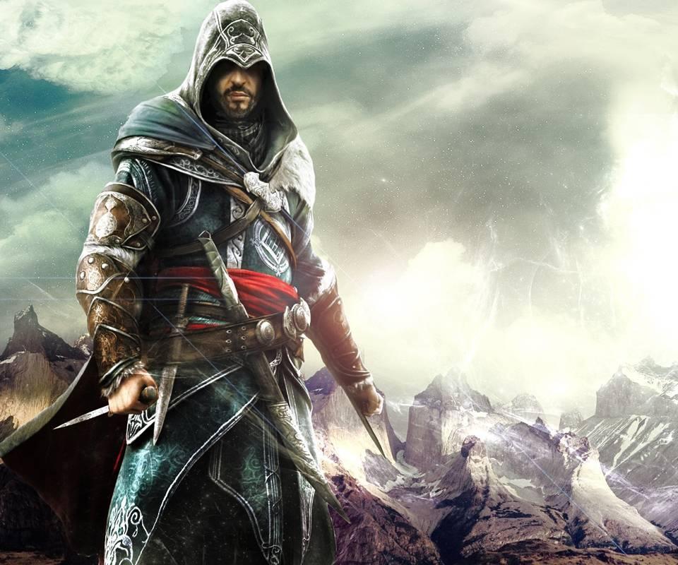 Ezio Revelations L
