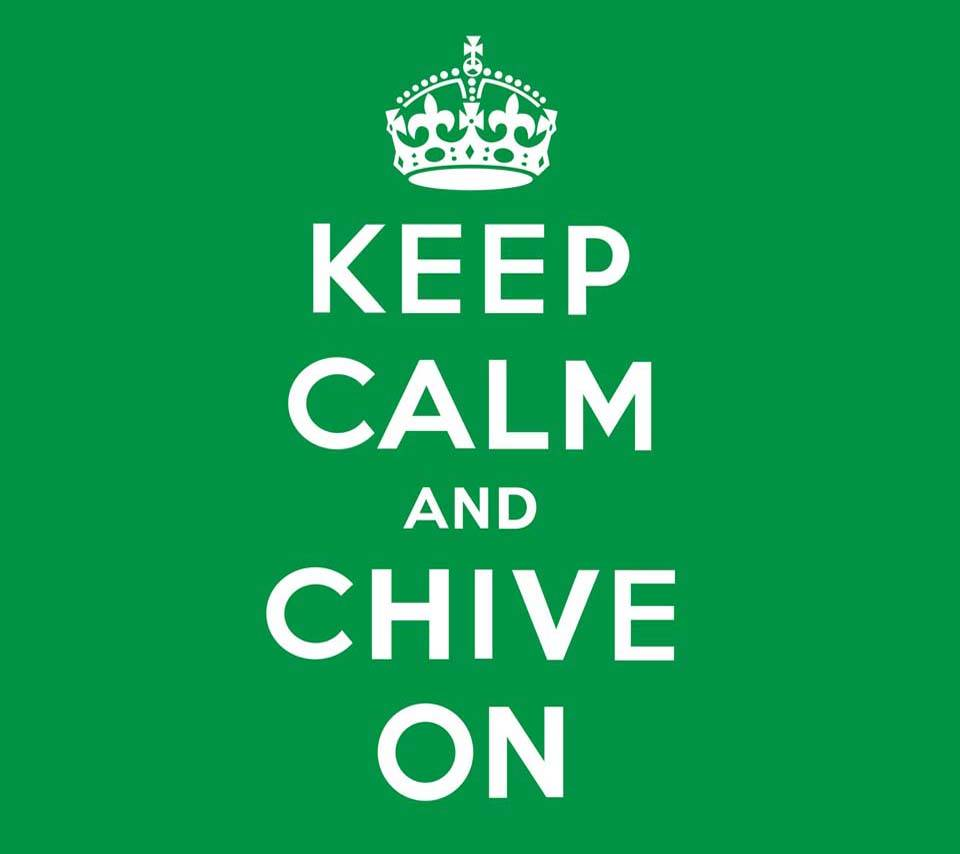 Chive On