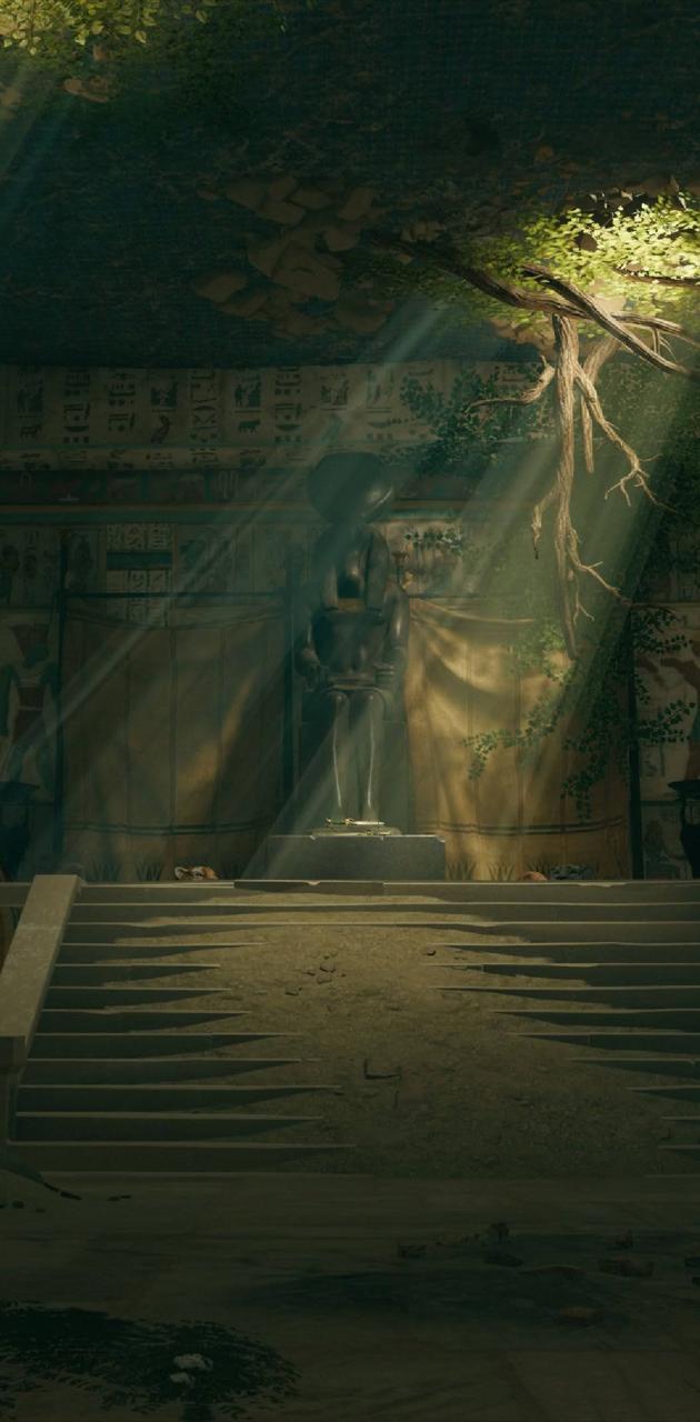 AC Origins Temple