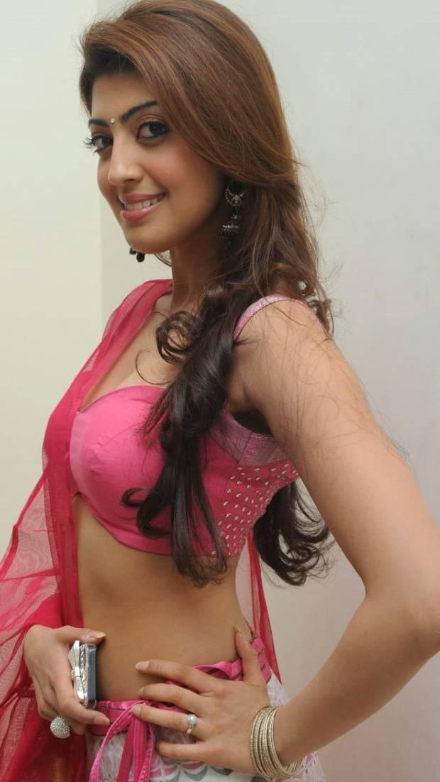 Pranitha Hot Navel