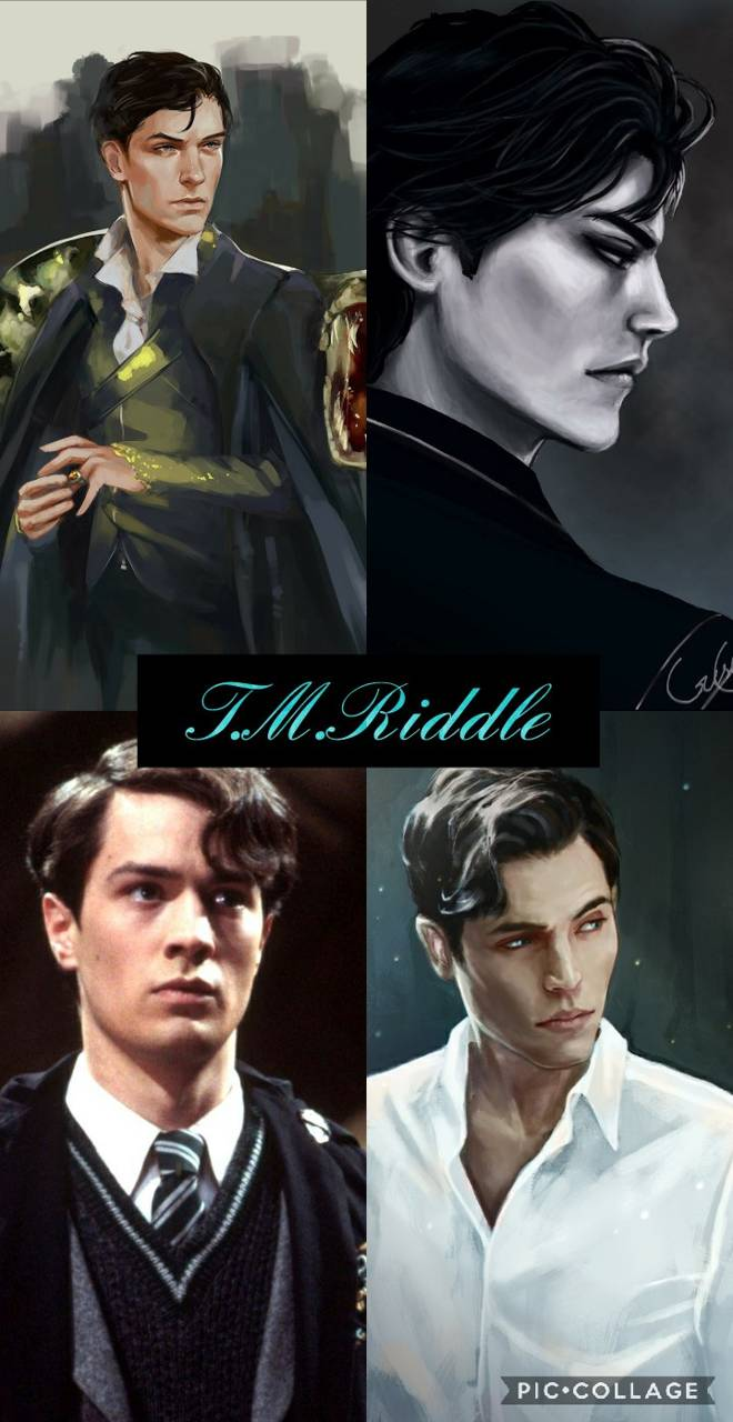 Tom Riddle Wallpaper