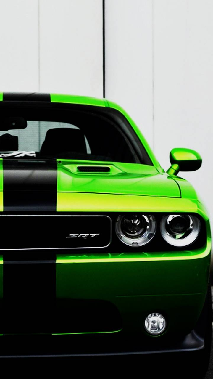 Challenger front