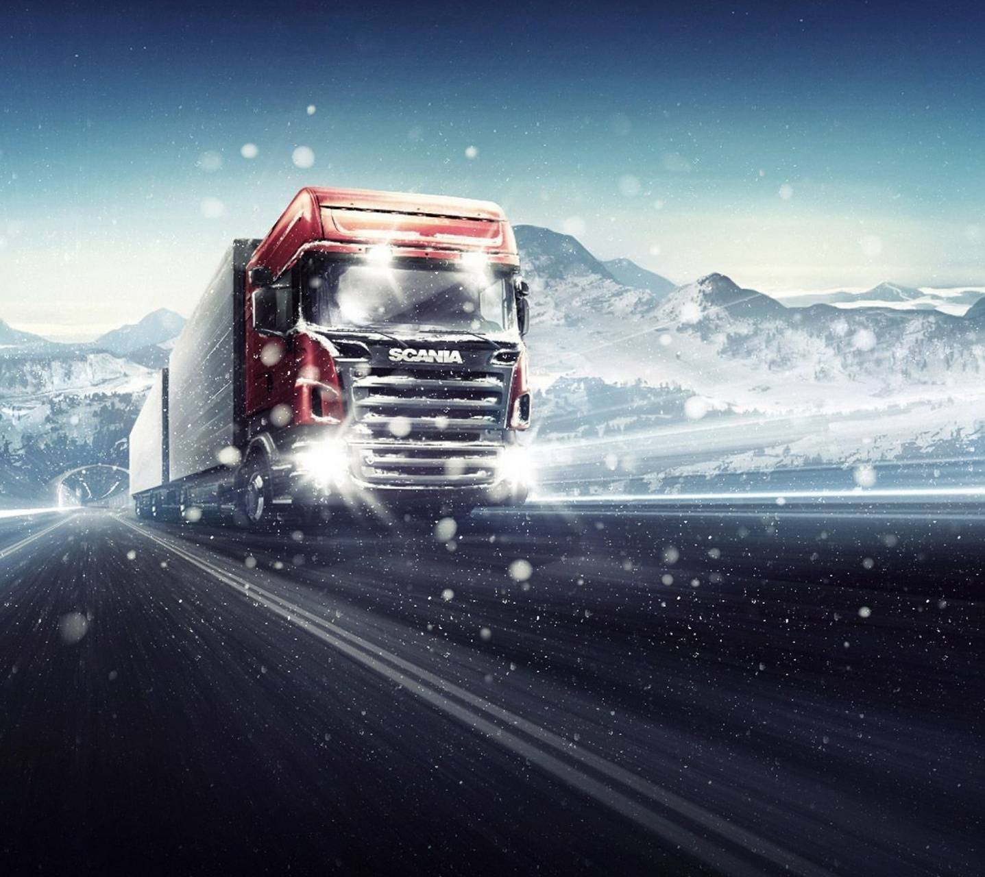 Scania Winter Truck