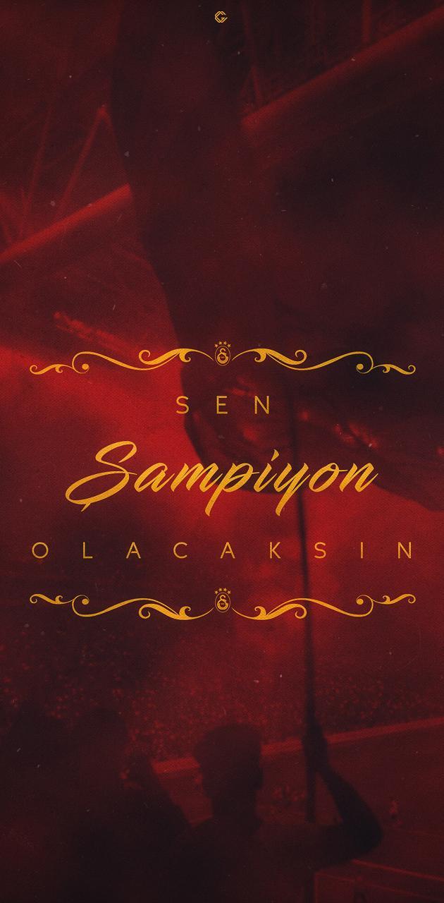 Sampiyon Galatasaray