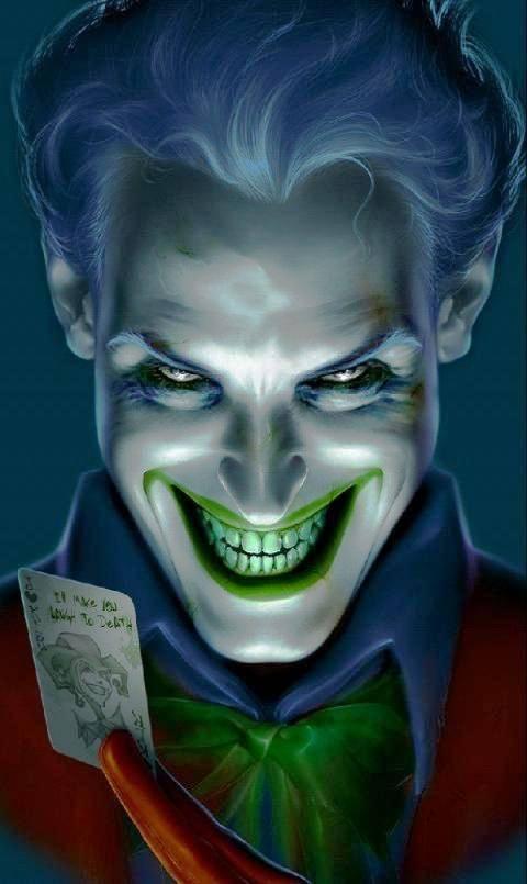 Halloween Joker Card.Joker Card Wallpaper By Timothyczech 01 Free On Zedge