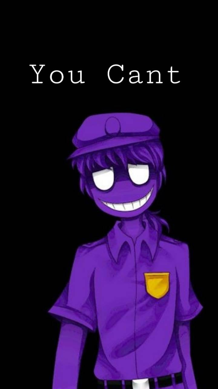 Purple Guy FNAF