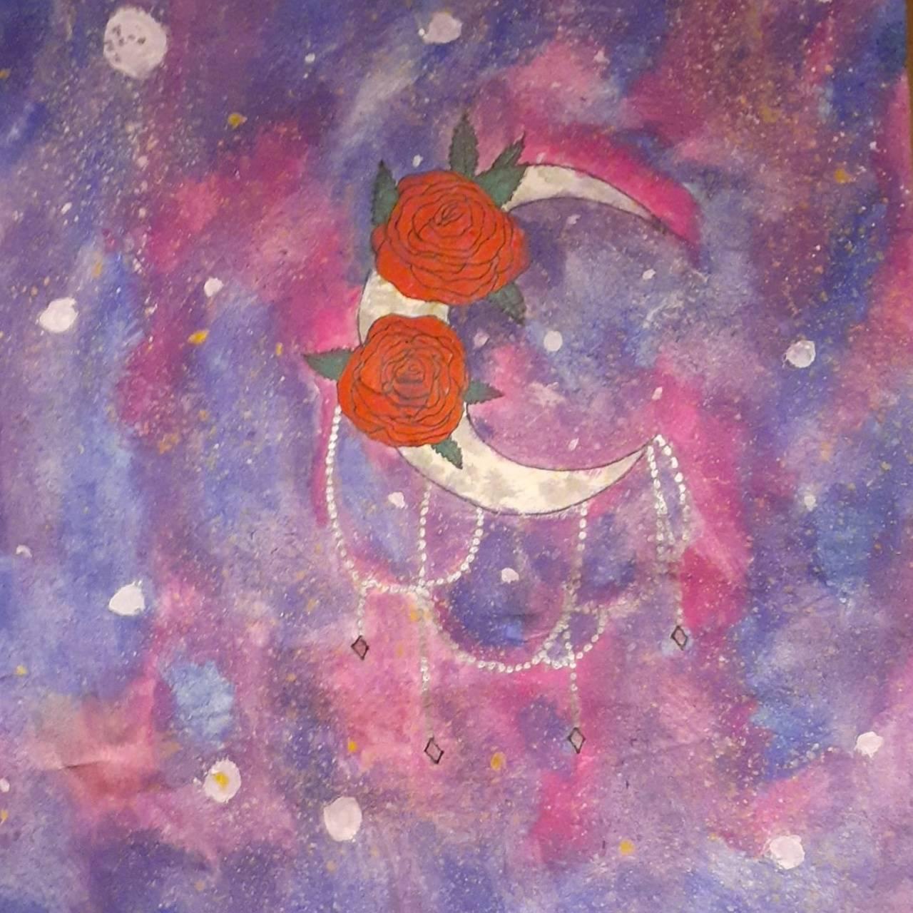 Galaxy Rose garden
