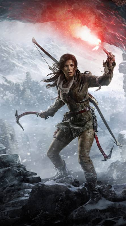 Lara Croft Wallpapers Free By Zedge