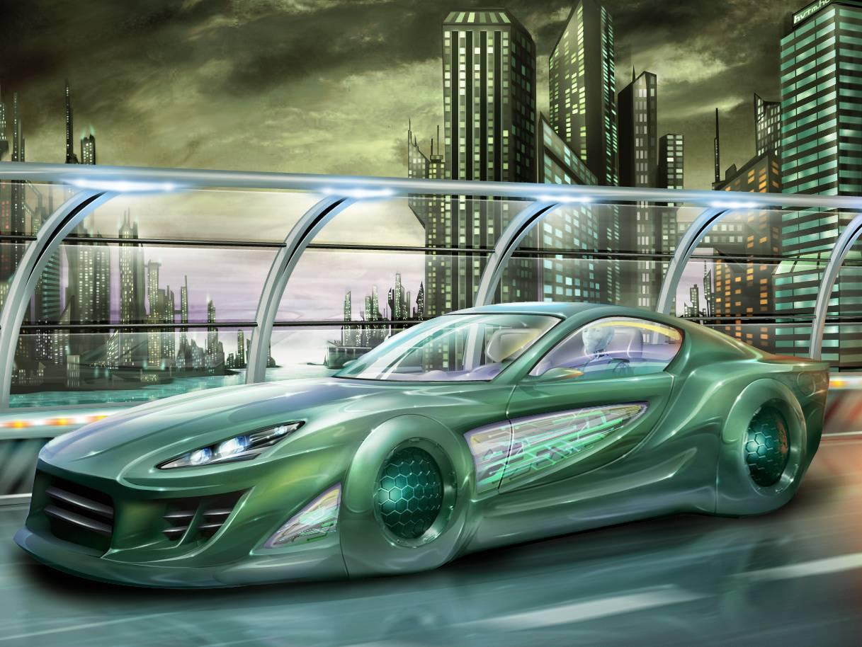 Car In Future