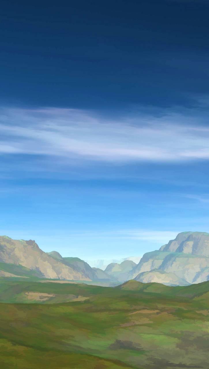 Minimal Landscape Wallpaper By Steamcraftonyoutube 00