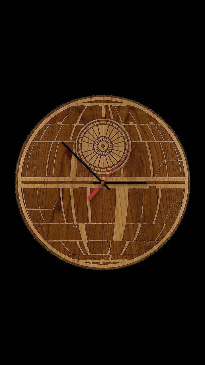 Wood Clocks