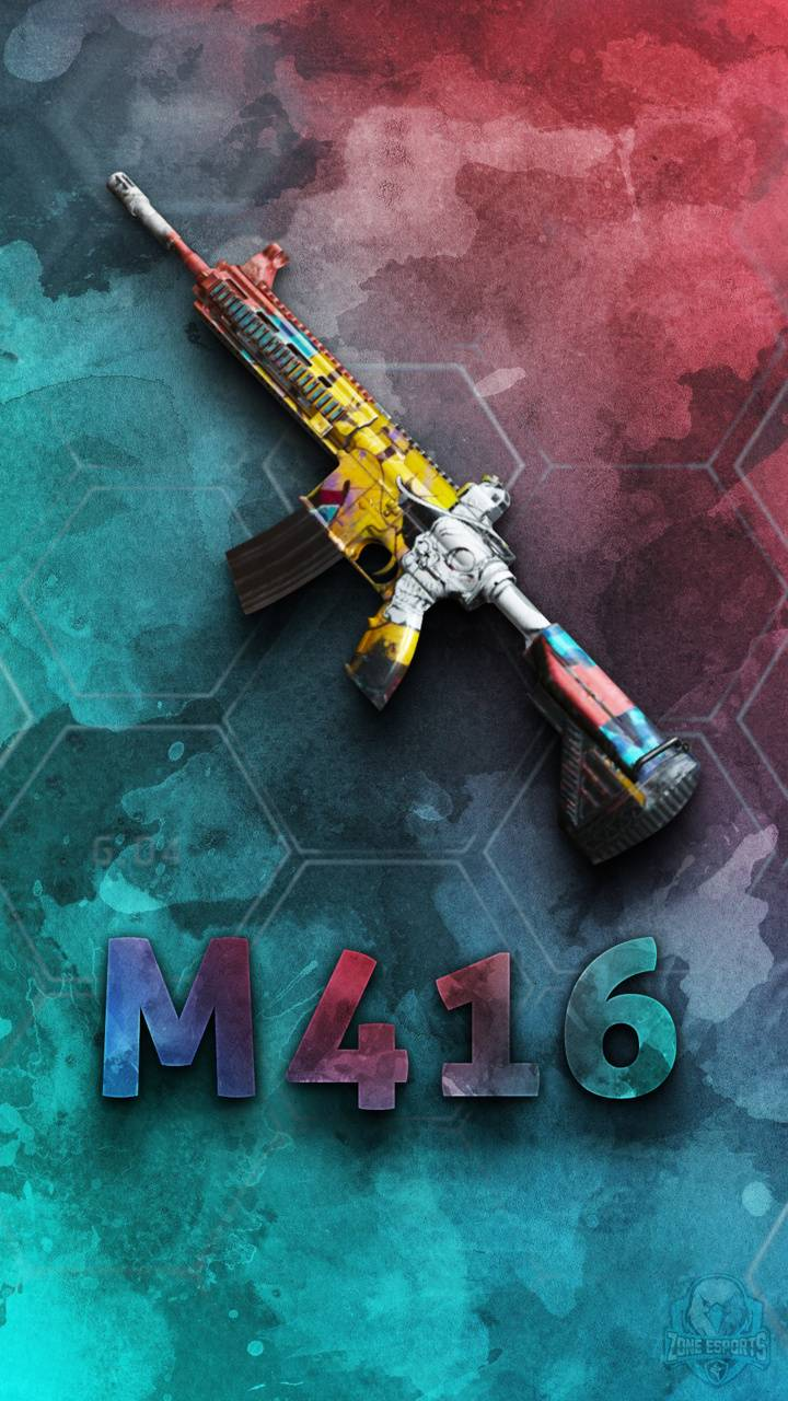 Download 66 Wallpaper Pubg M416 Terbaik