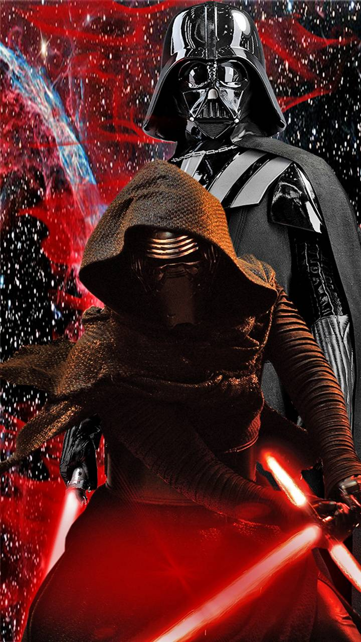 darth and kylo