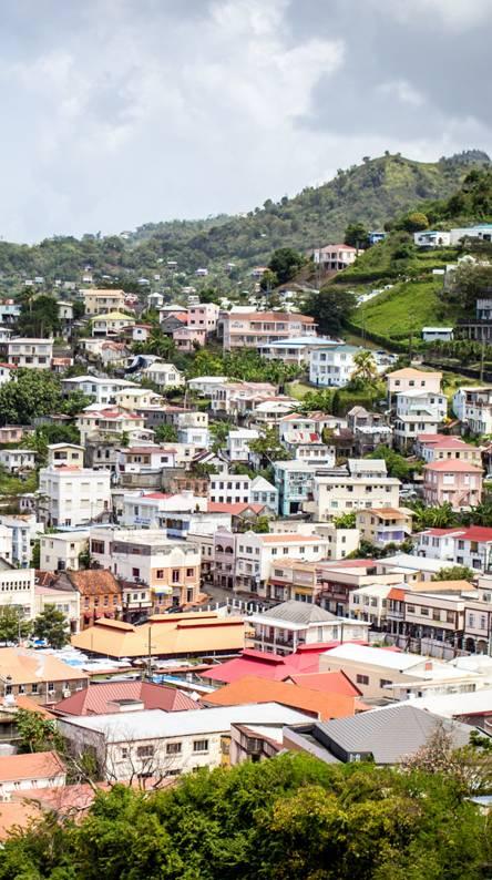 Grenadian Village