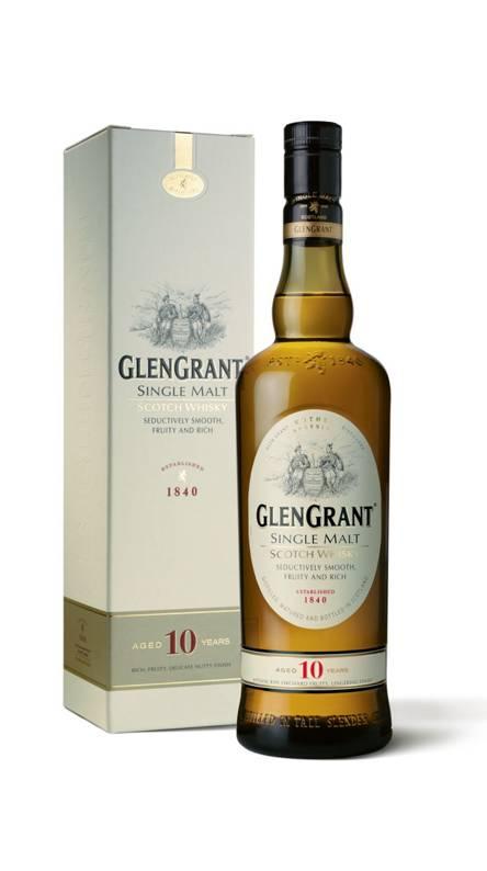 Glen Grant Scotch