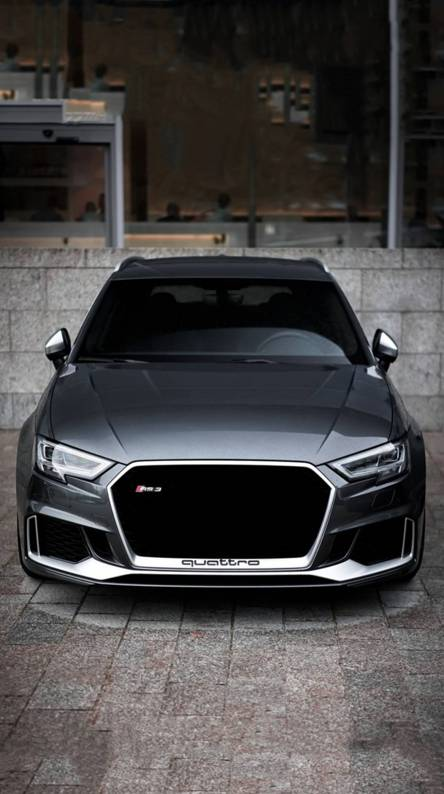 Audi Rs3 Wallpapers Free By Zedge