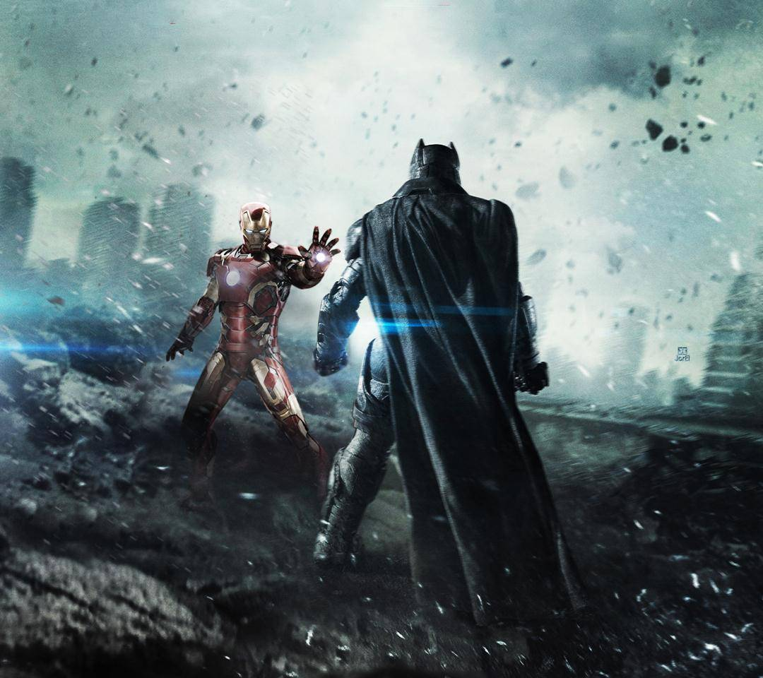 Batman vs Ironman