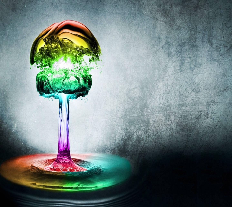 Rainbow Drop