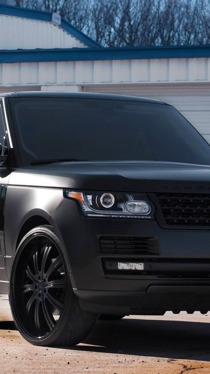 Range Rover The Dark