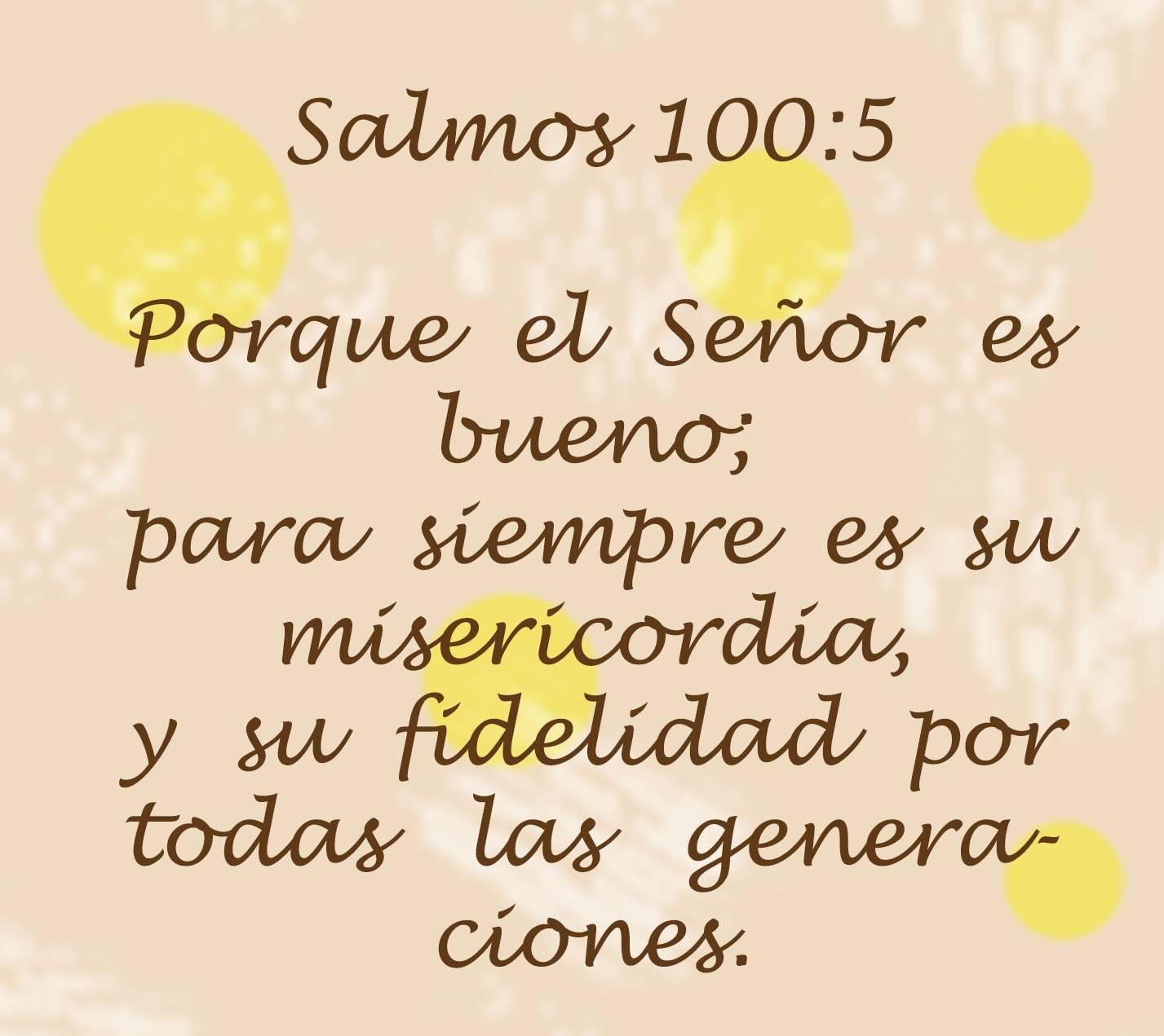 Salmos 1005