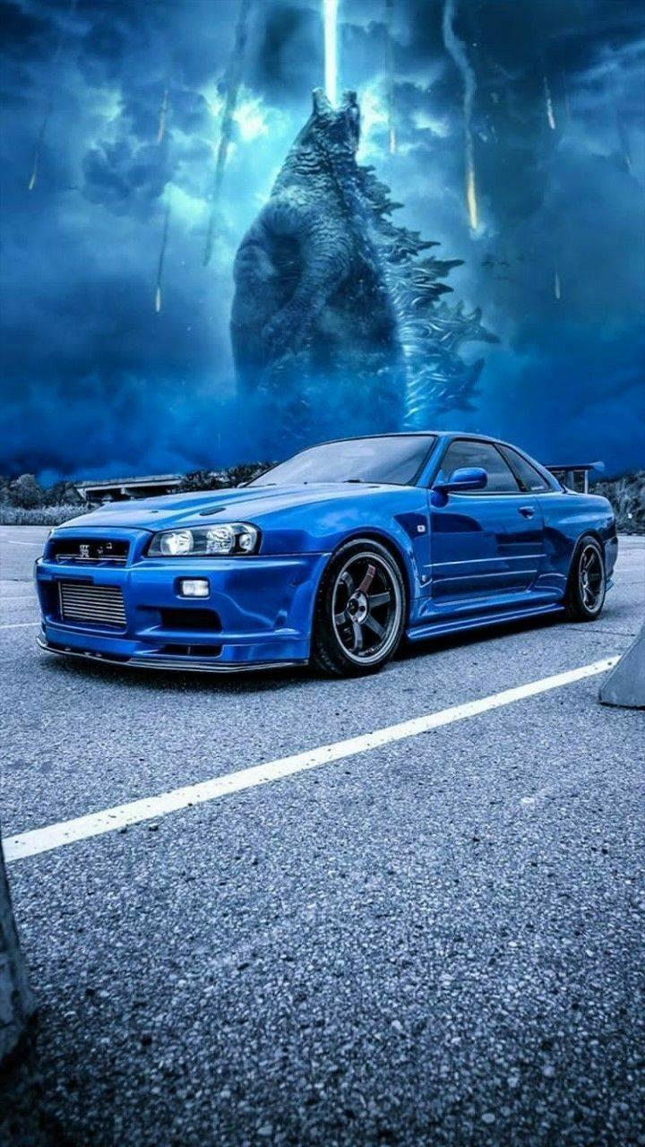 Godzilla Nissan Gtr