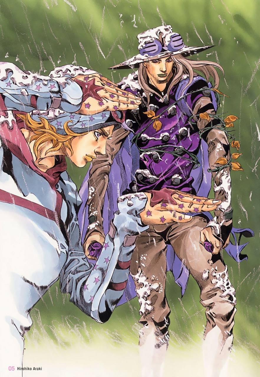 Johnny and Gyro