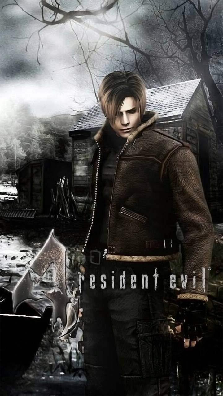 Resident Evil 4 Leon Wallpaper By Mauricio457 E9 Free On Zedge