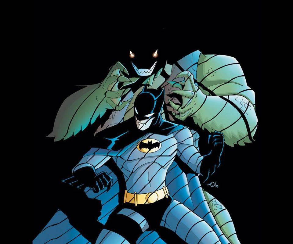Batman In Danger