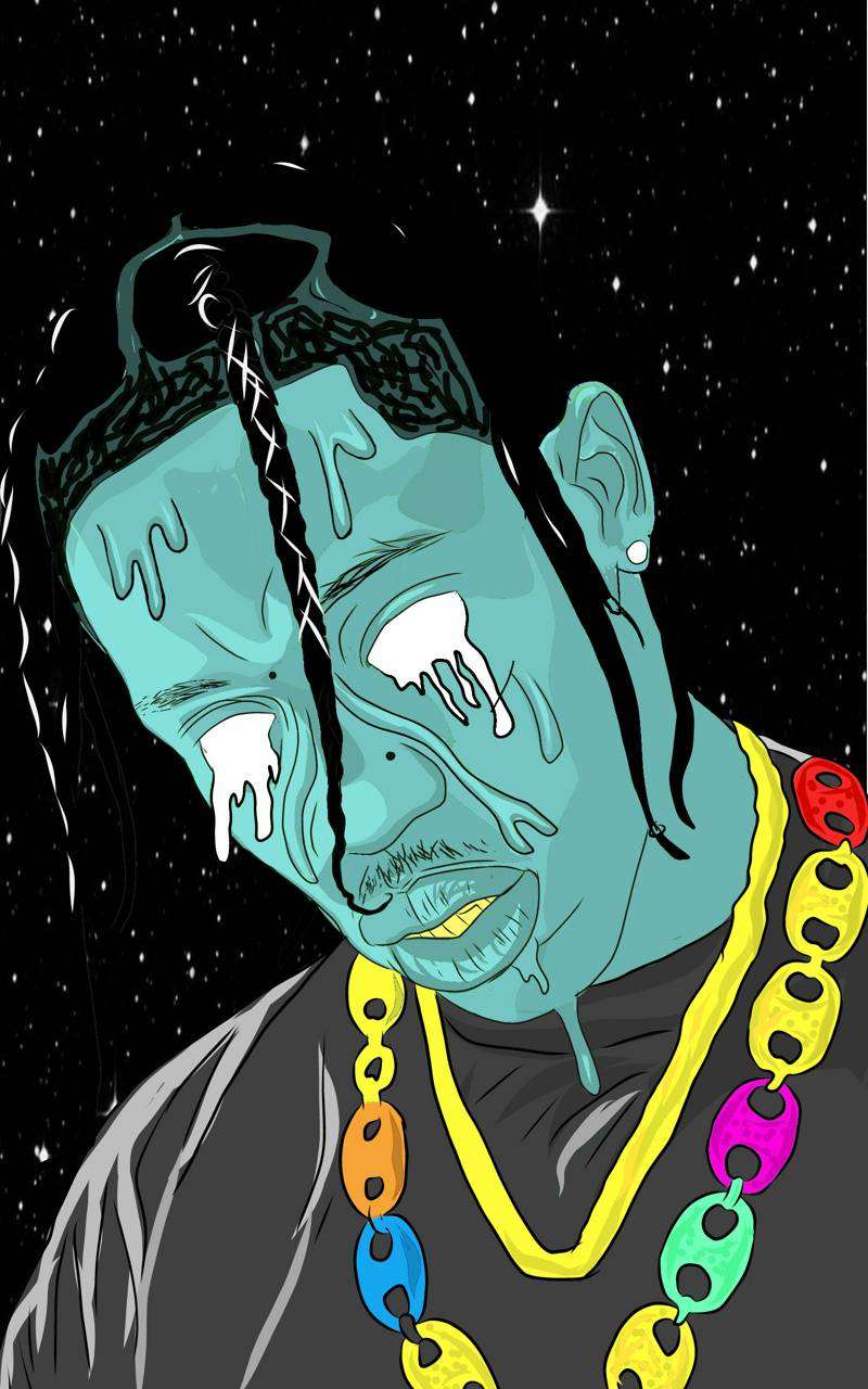 Travis Scott Drip Wallpaper By Samir Ho 7a Free On Zedge
