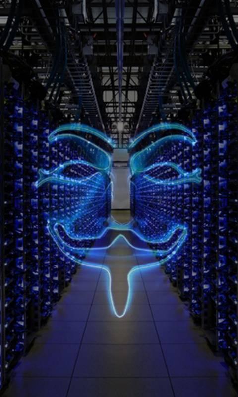 Anonymous servers