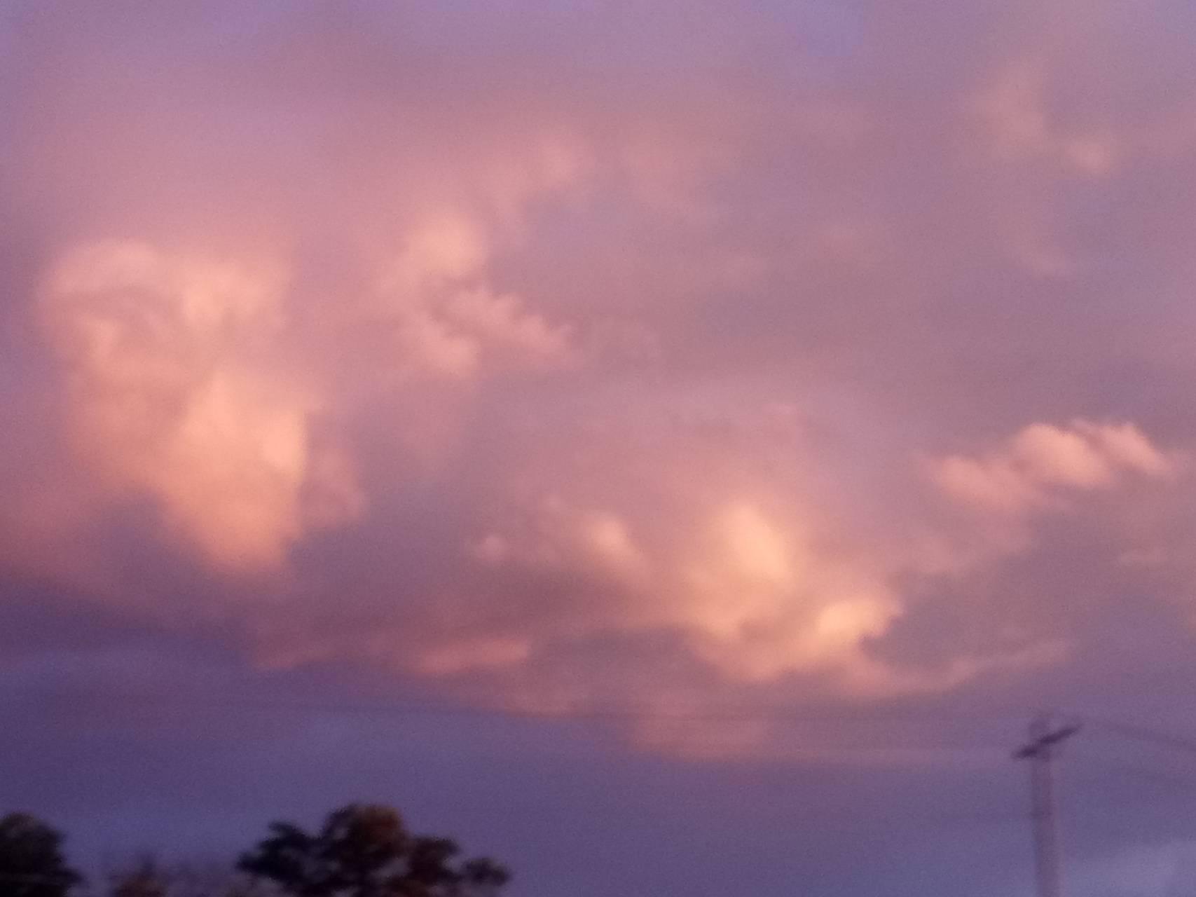Glory Clouds