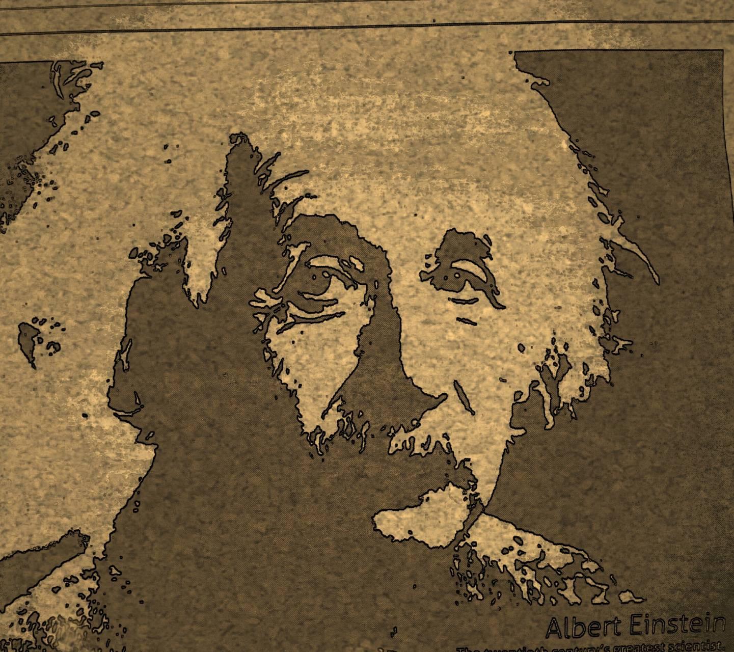 Einstein the great