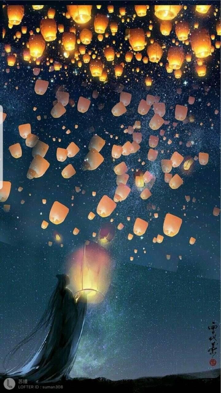 Anime Night Sky Wallpaper By Firebird04 Fc Free On Zedge