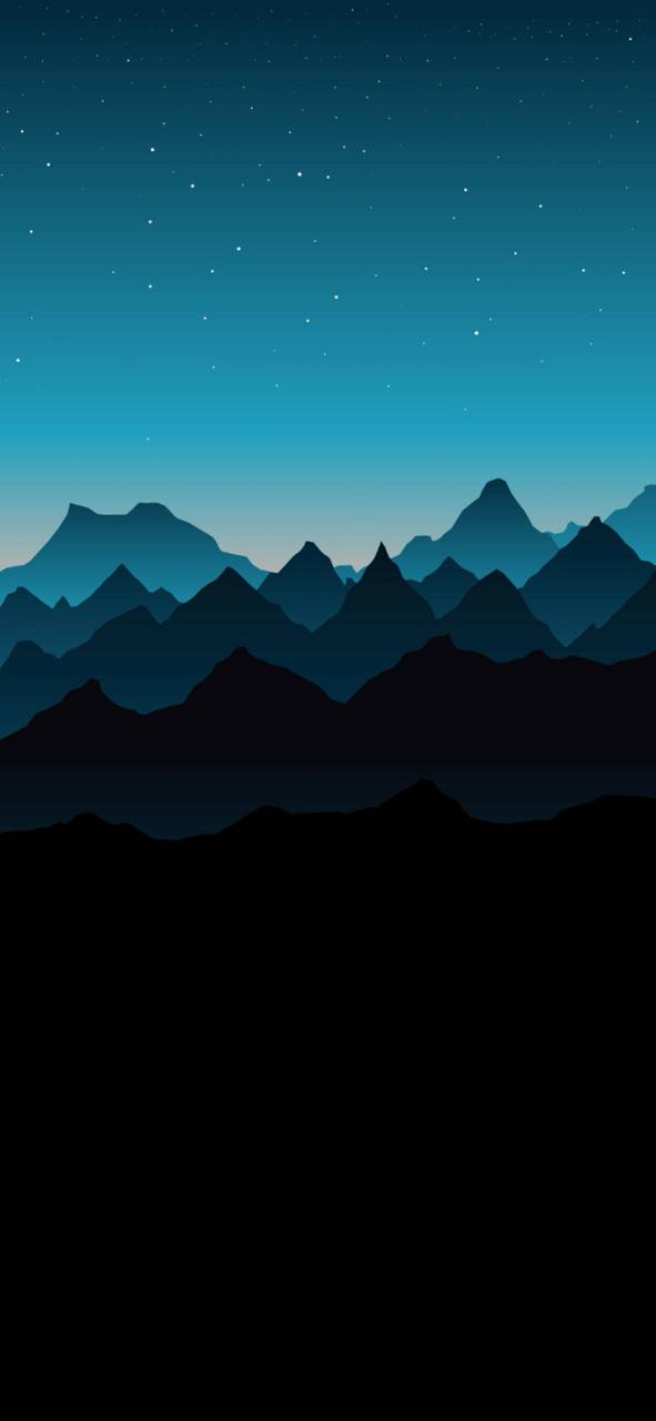 Mountains Minimal