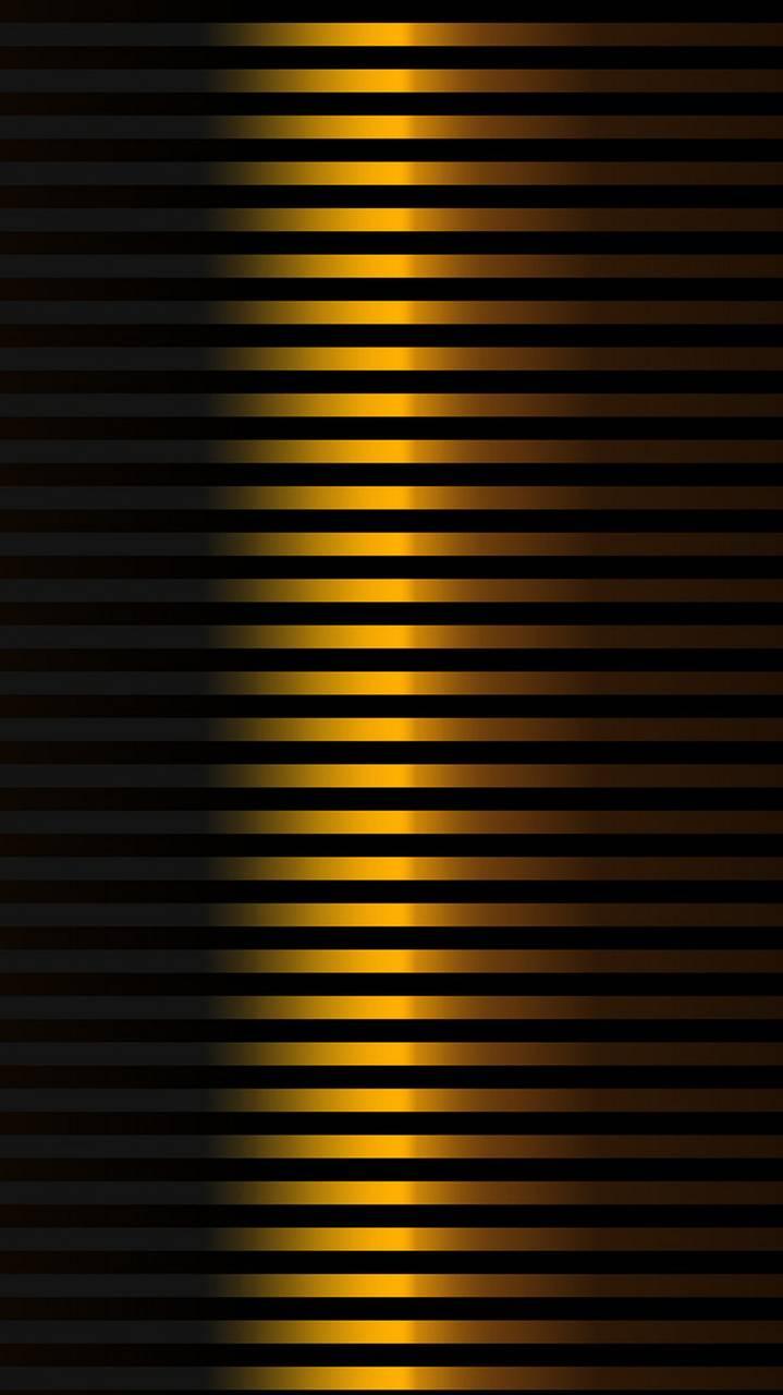 Horizontal Gold