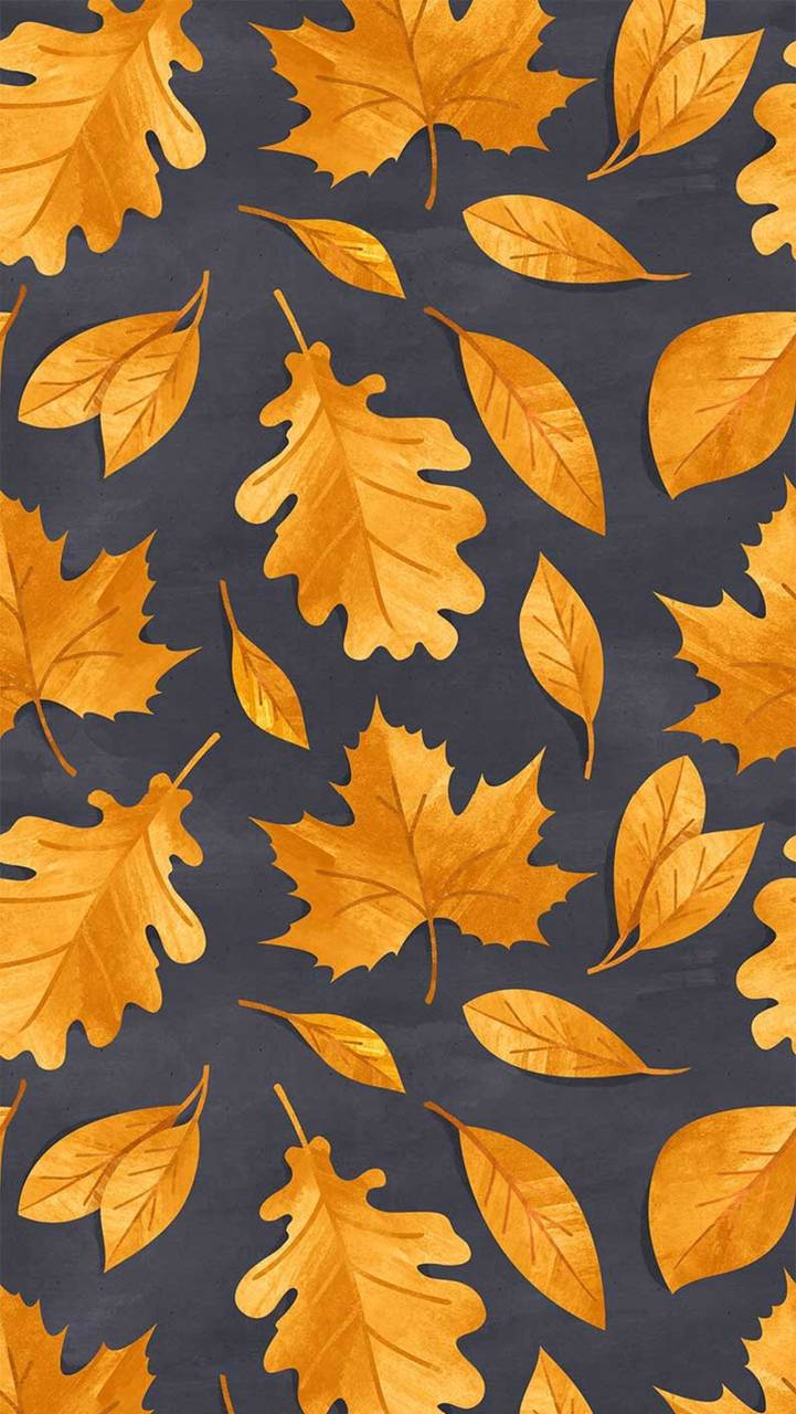 Fall Leaves in 3D