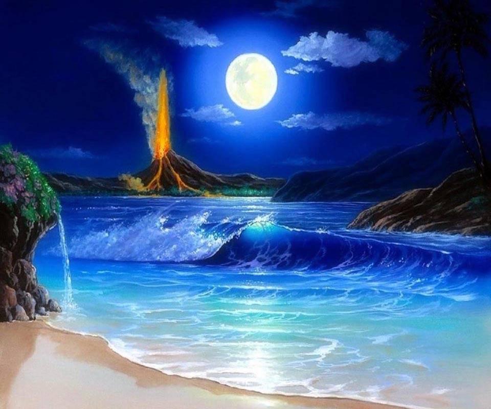 Moonlight Nature