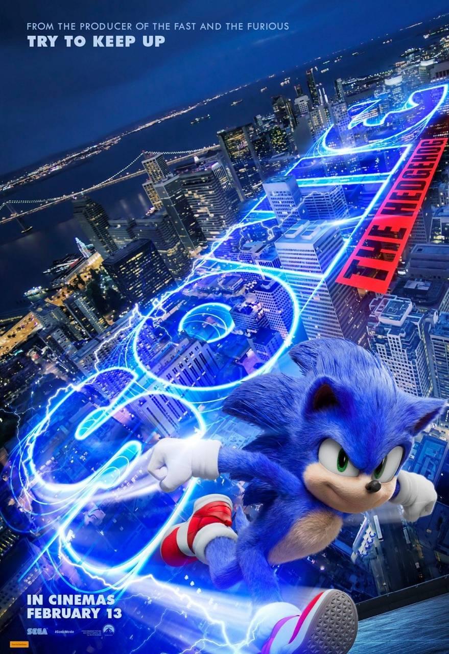 Sonic Movie Wallpaper By Elfb89 Da Free On Zedge