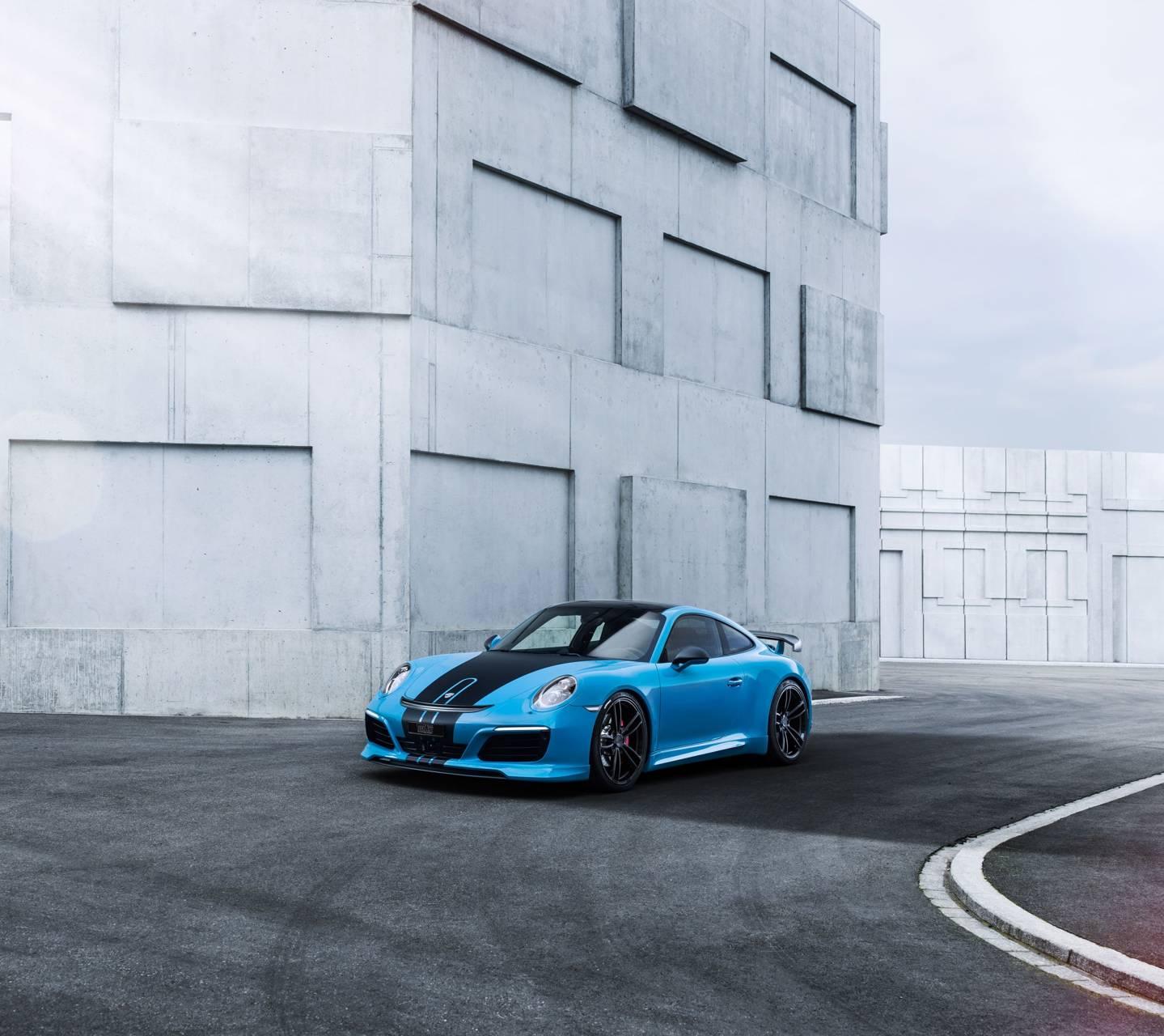 Tuned Porsche