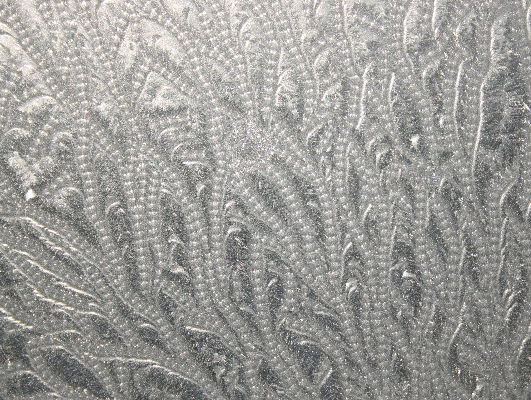 Patterns Of Frost