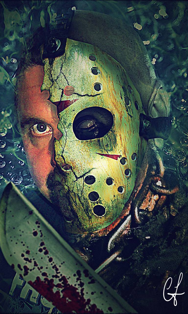 Jason Voorhees Wallpaper By Ashleylynn4810 99 Free On