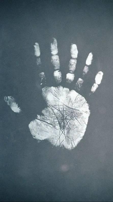 Fringe Handprint
