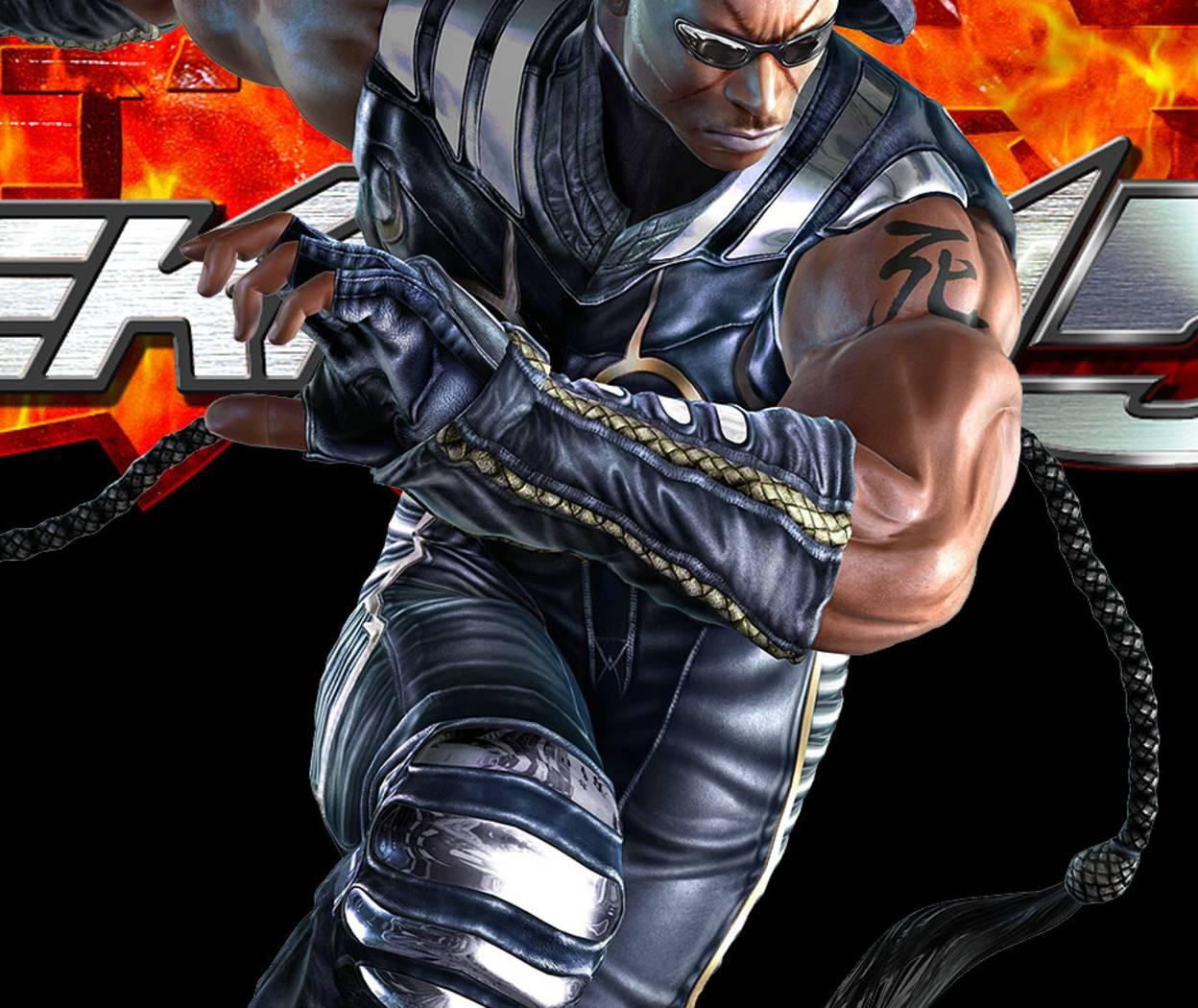 Tekken - Raven
